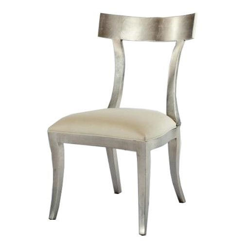 Century Tribeca  Side Chair with Upholstered Seat