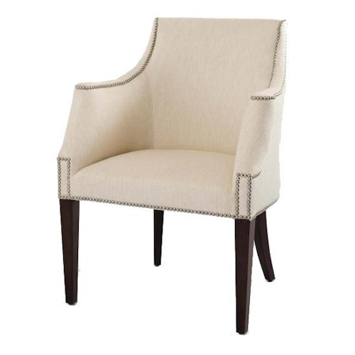 Century Tribeca  Upholstered Dining Chair