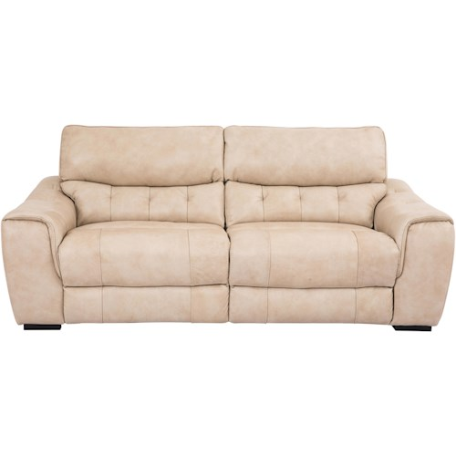 Cheers Sofa 1005 Casual Power Reclining Sofa with Tufting