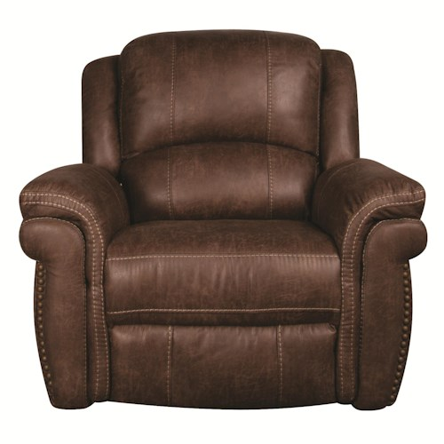Morris Home Furnishings Beau Power Recliner