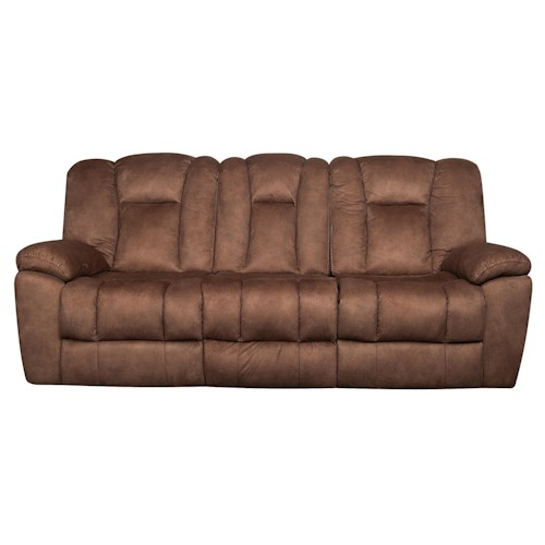 Morris Home Furnishings Caleb - Reclining Sofa
