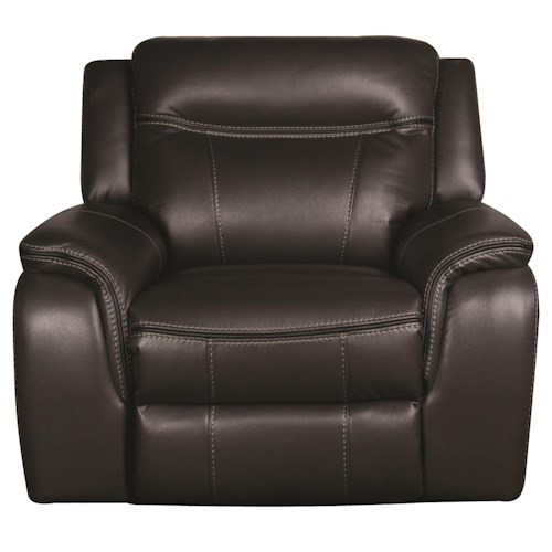 Morris Home Furnishings Curtis Power Recliner
