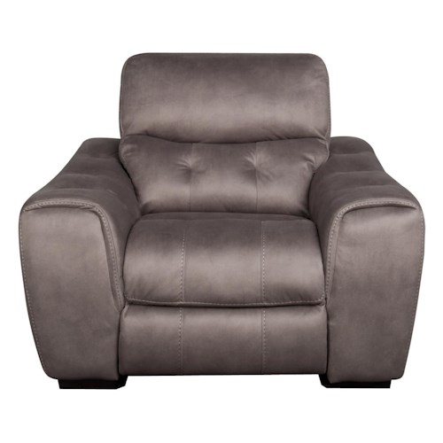 Morris Home Furnishings Reese Power Recliner