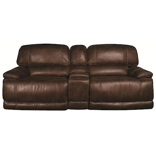 Morris Home Furnishings Sandra 3-Piece Power Sofa