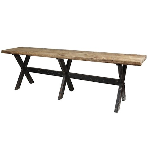 Morris Home Furnishings 51003 Augusta Gathering Table