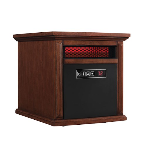 ClassicFlame Infrared Heater - 0142 1000 Sq Ft Portable Infrared Heater