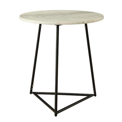 Morris Home Furnishings Morris Home Furnishings Round Accent Table