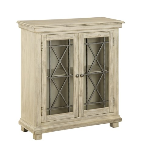 Coast to Coast Imports Coast to Coast Accents Two Door Cabinet