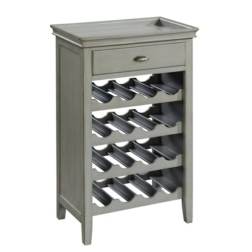 Coast to Coast Imports Coast to Coast Accents One Drawer Wine Server