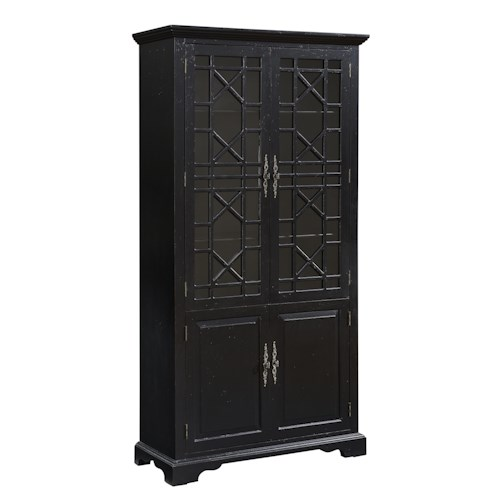 Coast to Coast Imports Coast to Coast Accents Four Door Cabinet