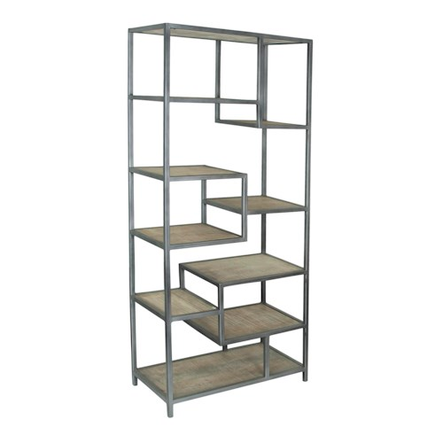 Morris Home Furnishings Accents Etagere