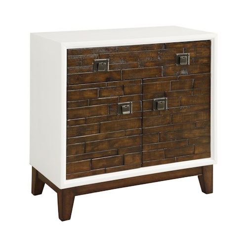 Coast to Coast Imports Coast to Coast Accents One Drawer Two Door Cabinet
