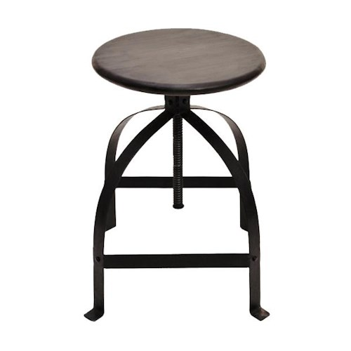 Coast to Coast Imports Jadu Accents Stool