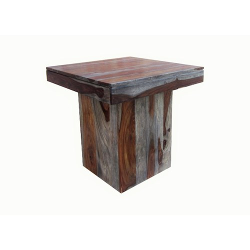 Coast to Coast Imports Grayson Square End Table