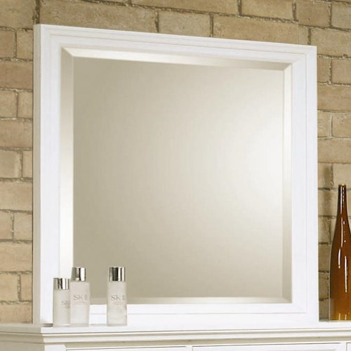 Coaster Sandy Beach Vertical Dresser Mirror