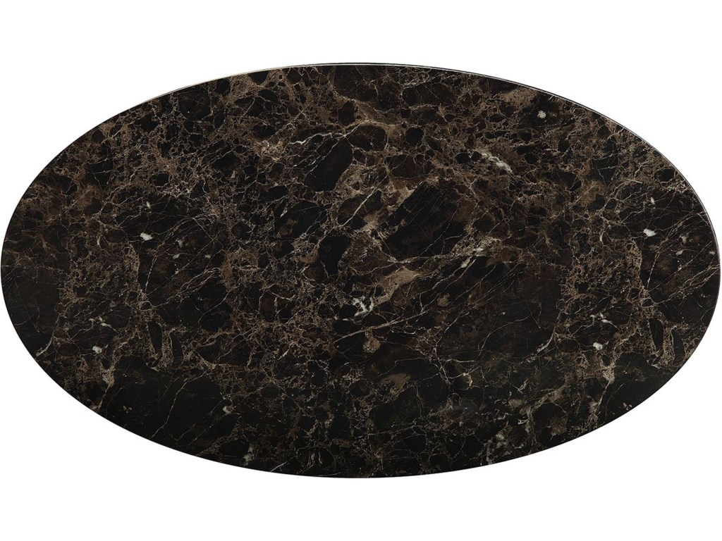Faux Marble Top