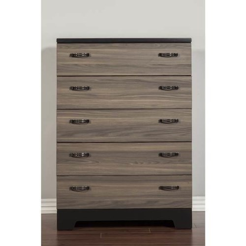 Sandberg Furniture 438 6 drawer Chest