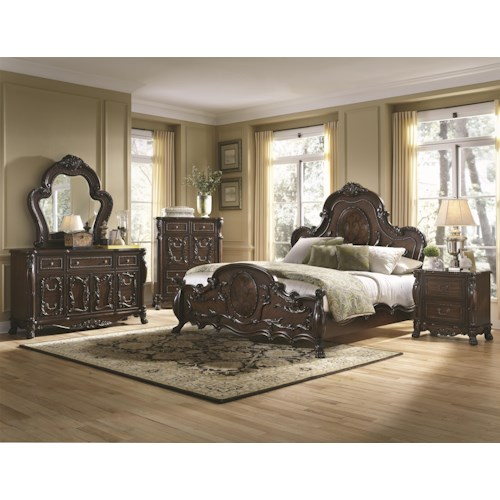 Coaster Abigail Queen Bedroom Group 1