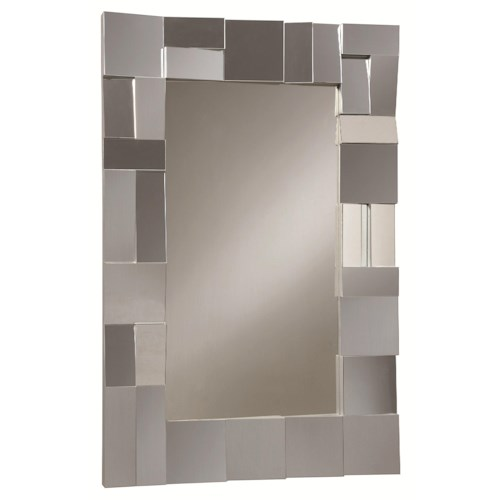Coaster Accent Mirrors Mirrored Frame