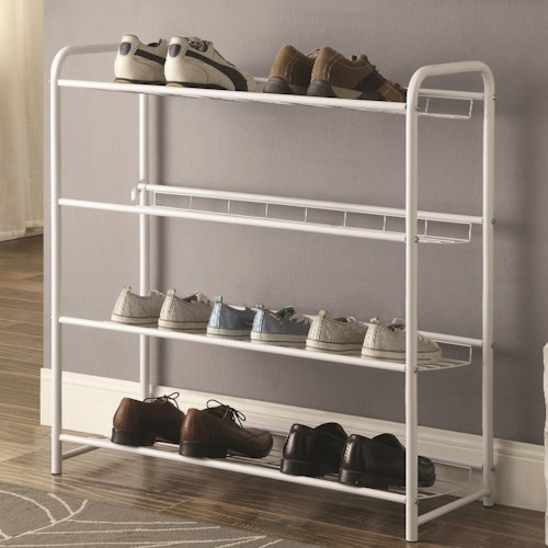 Coaster Accent Racks Lightweight Shoe Rack