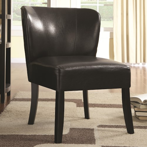 Coaster Accent Seating Contemporary Accent Chair