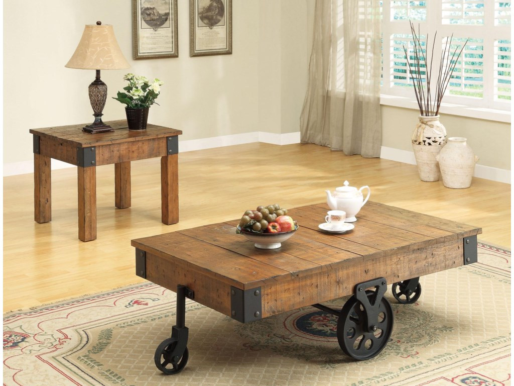 Shown with Country Wagon End Table