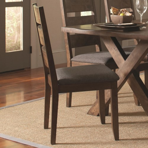 Coaster Alston Ladder Back Dining Chair
