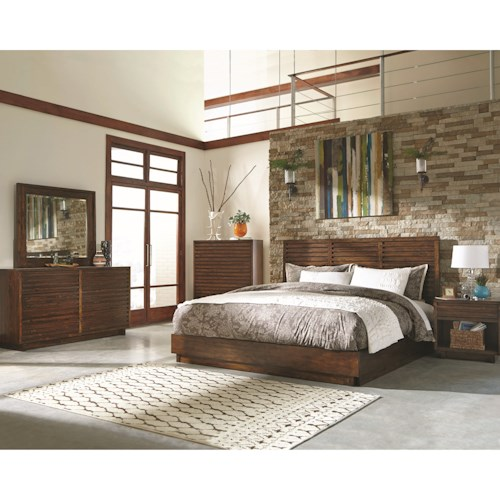 Coaster Avery Queen Bedroom Group