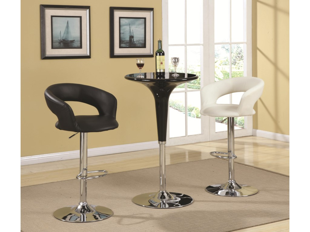 Shown with 2 Stools