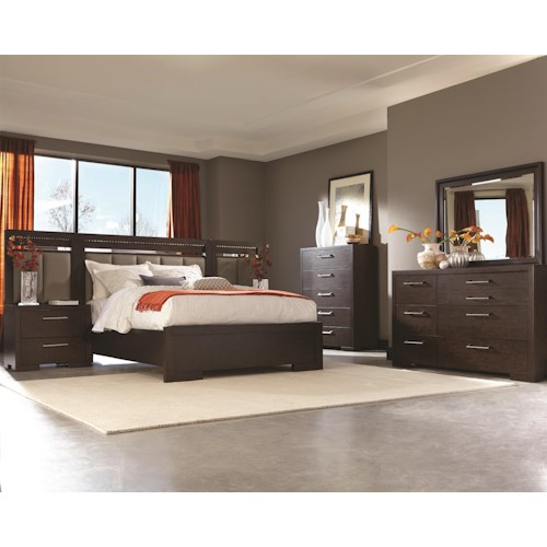 Coaster Berkshire King Bedroom Group 1