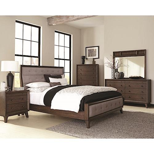 Coaster Bingham King Bedroom Group
