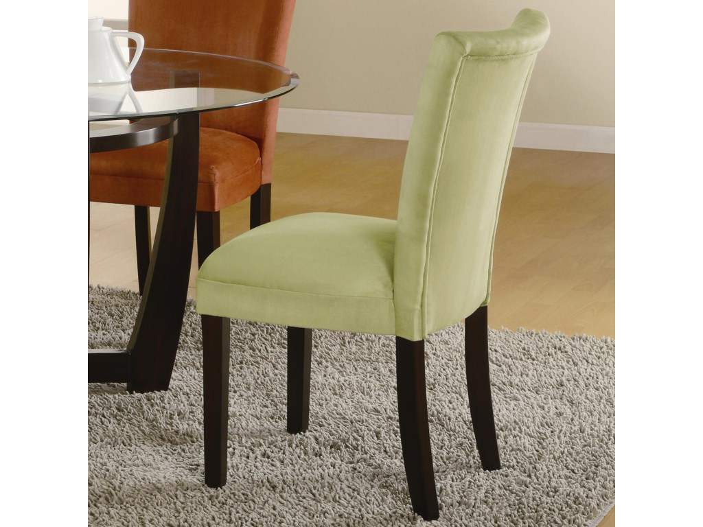 Light Green Microfiber