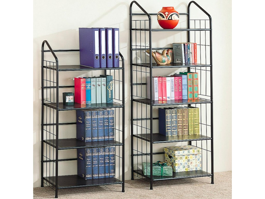 Shown with Smaller Bookcase