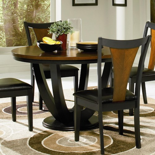 Coaster Boyer Round Contemporary Table