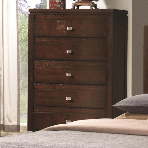 Coaster Cameron Chest of Drawers with 6 Drawers