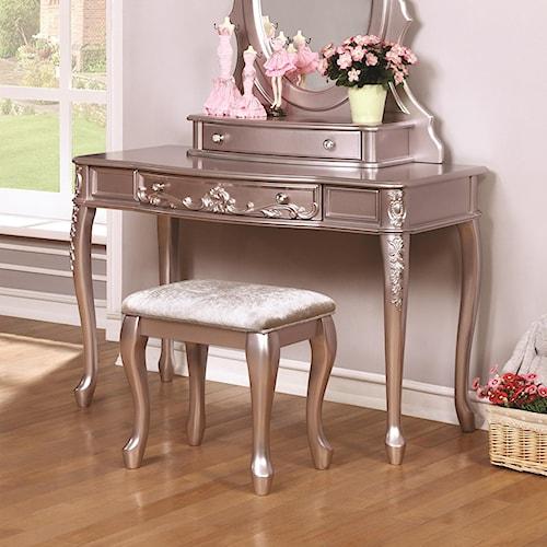 Coaster Caroline Vanity Desk