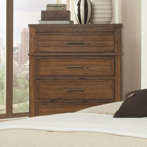 Coaster Cupertino Tall Transitional Chest