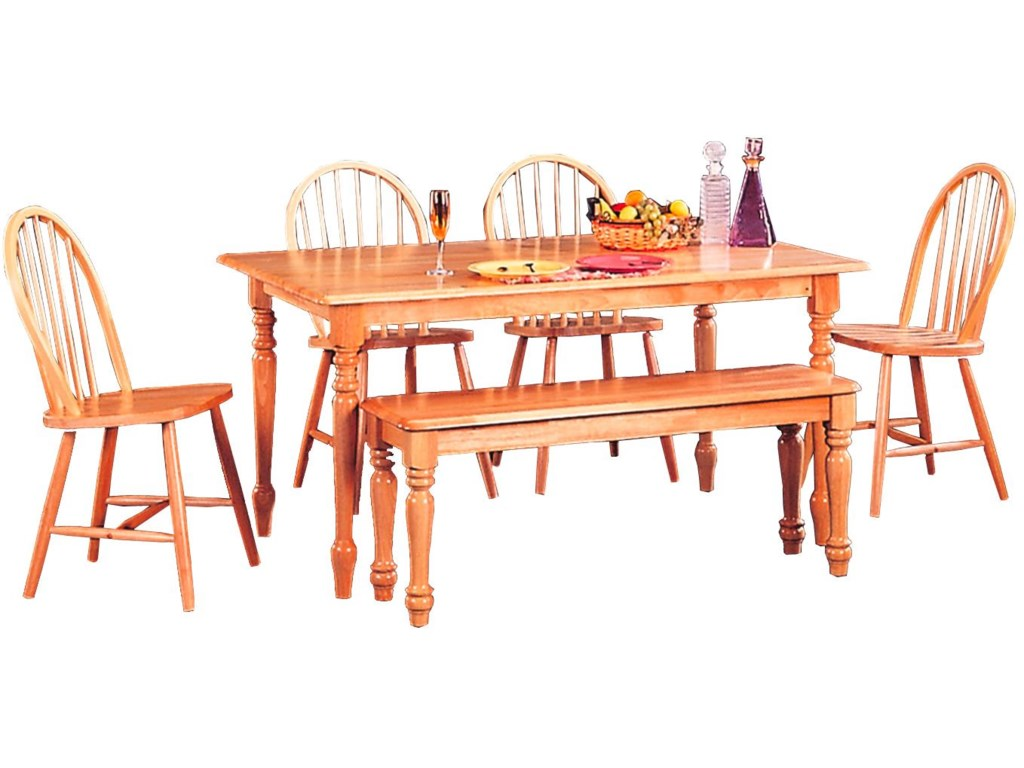 Shown with Table and Chairs