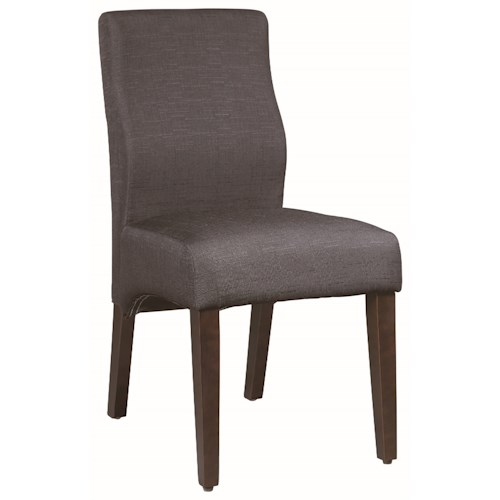 Coaster Dining Chairs and Bar Stools Upholstered Dining Chair