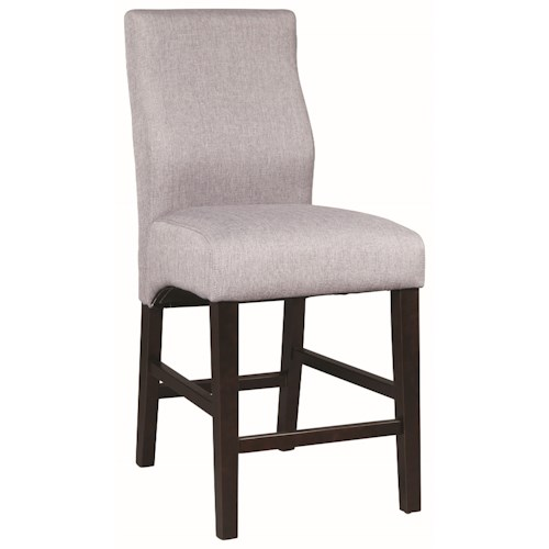 Coaster Dining Chairs and Bar Stools Upholstered Counter Height Stool