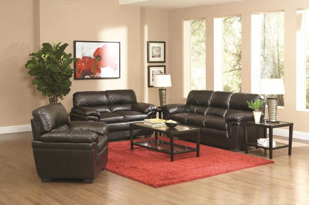 Shown with Arm Chair & Love Seat