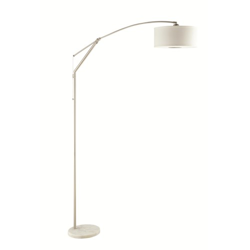 Coaster Floor Lamps Contemporary Over Arching Floor Lamp