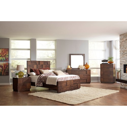 Coaster Gallagher California King Bedroom Group