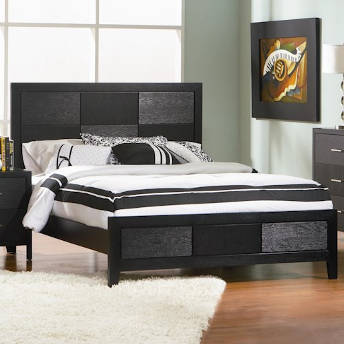 Coaster Grove Queen Bed