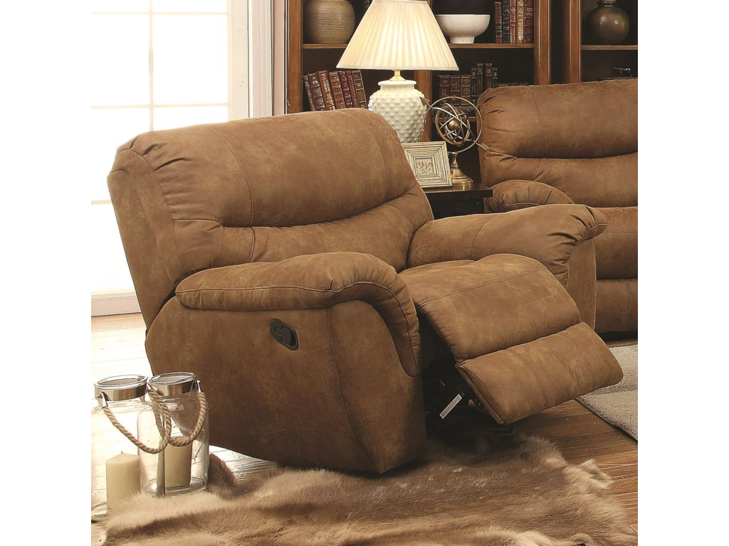 Actual Recline Handle May Differ Pending Manual or Power Recline Option