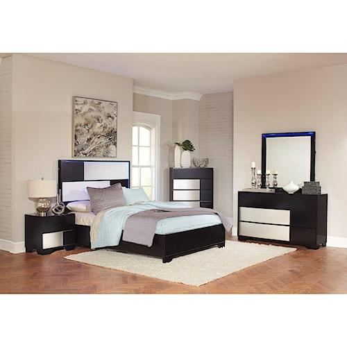 Coaster Havering King Bedroom Group