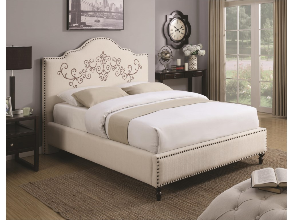 Bed Shown May Not Represent Item Indicated