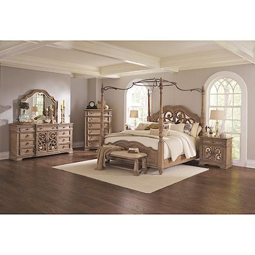 Coaster Ilana Queen Bedroom Group