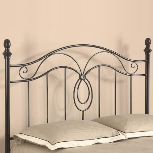 Coaster Iron Beds and Headboards Queen Iron Headboard