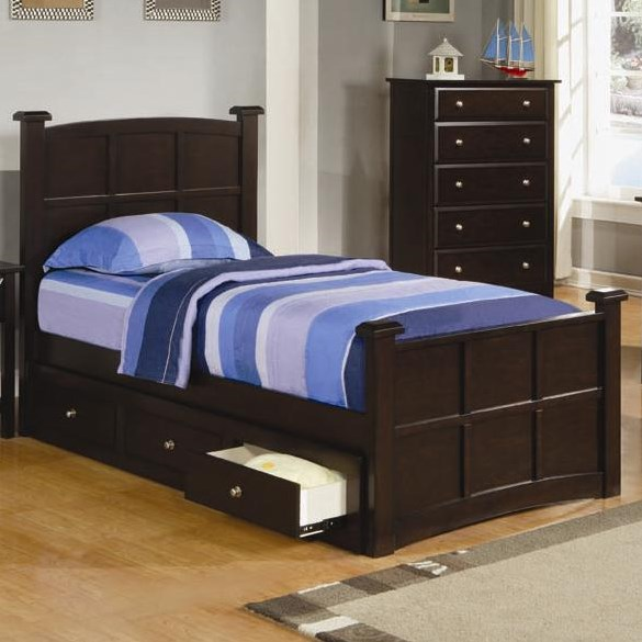 Shown with Twin Storage Bed
